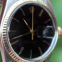 Rolex 18k Gold & Steel 36mm Mens Datejust Watch Warranty...