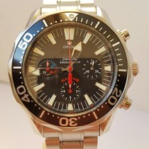 Omega Seamaster Racing Americas Cup Box & Papiere