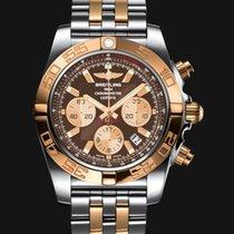 Breitling Chronomat 44 Stahl/Gold