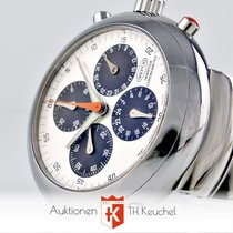 Ikepod Hemipode Marc Newson Design Chronograph Automatic Ref....