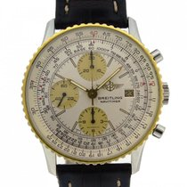 Breitling Old Navitimer steel and gold 81610