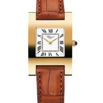 Chopard 127405-0001 Your Hour in Yellow Gold - on Brown...