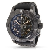 Breitling Super Avenger II M133715N/BD55 Mens Watch in Black...