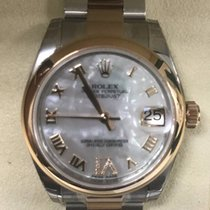 Rolex Datejust 31mm Stainless Steel and Rose Gold 178241