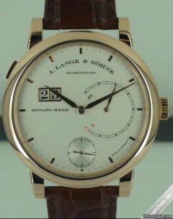 A. Lange & Söhne Lange 31 - Pink Gold - 130.032 - 31 days Power Reserve