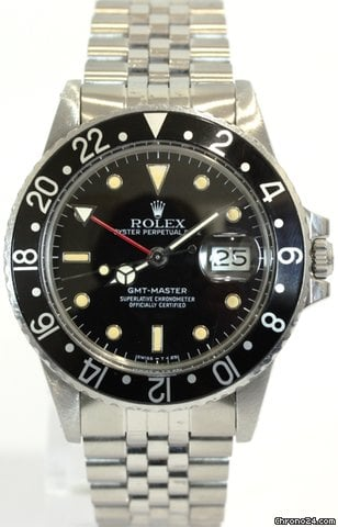 Rolex GMT I Ref: 16750