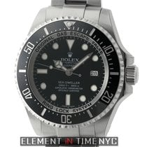 Rolex Sea-Dweller Deepsea Stainless Steel 43mm Ref. 116660