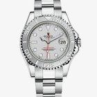 Rolex Yacht-Master / Platinum Dial / 40mm / 16622