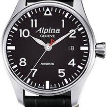 Alpina Geneve Pilot AL-525B3S6 Sportliche Herrenuhr Alpina Rotor