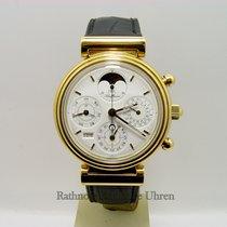 IWC Da Vinci Chronograph ewiger Kalender