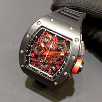 Richard Mille [NEW][RARE] RM 11-01 Marcus Titane DLC Limited...