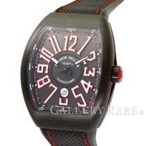Franck Muller Vanguard Black Titanium 44MM