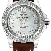 Breitling Colt Lady 33mm a7738853/a769/411x