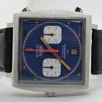 Heuer Monaco Chronograph Steve McQueen Vintage 1133B
