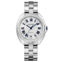Cartier Cle Automatic Mid-Size Watch Ref WJCL0007