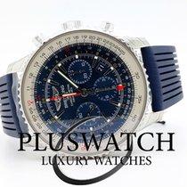 百年靈 (Breitling) Breitling Navitimer Aurora Blue GMT