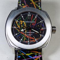 JeanRichard Terrascope - Gully Abstract Dial - Big Size -...