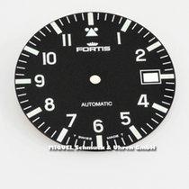 Fortis Flieger Tritium Zifferblatt schwarz mit Ref. 5951041