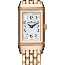 Jaeger-LeCoultre Reverso One Duetto Moon Pink Gold Watch with...