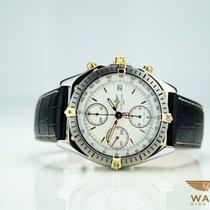 百年靈 (Breitling) Chronomat B13048 Stahl / Gold Automatik