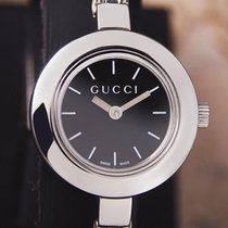 Gucci Swiss Made Luxury Stainless Steel Ladies Quartz Dress...
