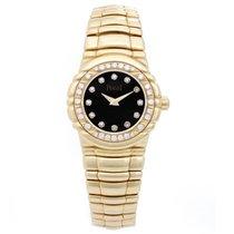 Piaget Ladies Piaget Tanagra 18K Yellow Gold Diamond Watch