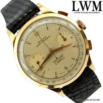 Rolex Chronograph 3695 for Van Cleef et Arpels Gold  Full Set