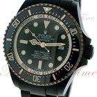 Rolex Sea-Dweller Deepsea, Black Dial - Black PVD Steel on...