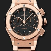 Hublot Classic Fusion King Gold Bracelet 42 mm