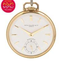 百達翡麗 (Patek Philippe) Beyer-Zürich Pocket Watch 18K Gold