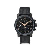 Montblanc TimeWalker Extreme Chronograph DLC Specia NEU  B+P