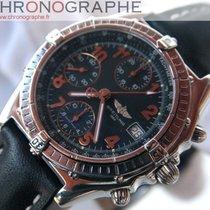 Breitling CHRONOMAT vitesse chrono acier 1995