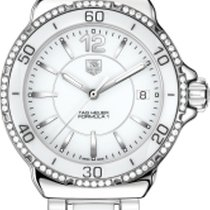 TAG Heuer FORMULA 1 STEEL & CERAMIC & DIAMONDS LADY