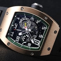 Richard Mille [NEW] RM 010 Le Mans Classic Rose Gold Watch