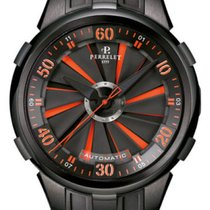 Perrelet Turbine Automatic a1051/2 Mens Watch