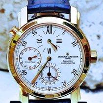 Vacheron Constantin Dual Time Regulator 18k Rose Gold 42005-00...