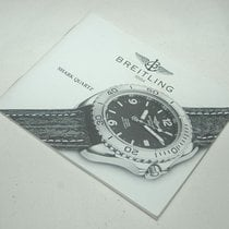 Breitling Anleitung Shark Quartz Manual Booklet