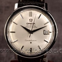 Omega Constellation Chronometer Ref. 168.004 Steel Watch Cal....
