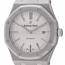 Audemars Piguet - Royal Oak : 15400ST.OO.1220ST.02