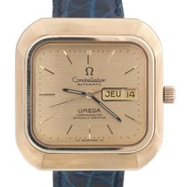 Omega Constellation French Calendar Automatic