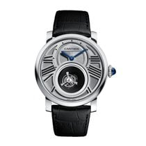 Cartier Rotonde Manual Mens Watch Ref W1556210