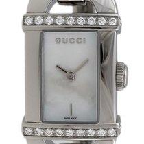 Gucci 6800 Stainless Steel Womens Bangle Fashion Watch YA068507