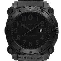 Hamilton Khaki Navy Belowzero 1000M Auto