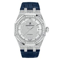Audemars Piguet Royal Oak Automatic 37mm Watch Ref 15452BC.ZZ....