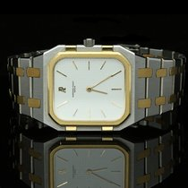 Audemars Piguet Royal Oak Mens Rectangle Steel/18ct Quartz