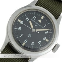 IWC Mark XI Military Flieger Vintage Stahl B6/346