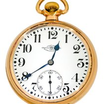 Ball Watch Co. Railroad Pocket Watch.