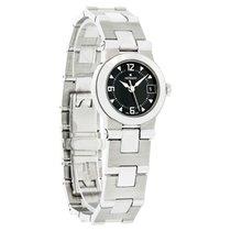 Movado Vizio Ladies Stainless Steel Swiss Quartz Watch 1605697