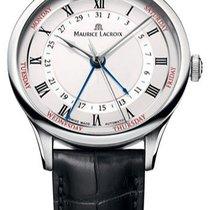 Maurice Lacroix Masterpiece Cinq Aiguilles Mens Watch MP6507-S...