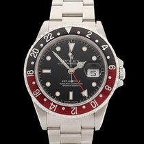 Rolex GMT-Master II Pepsi Stainless Steel Gents 16710